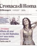 COVER CRONACA DI ROMA MARIANNA DI MARTINO 1