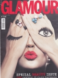 GLAMOUR - cover 1